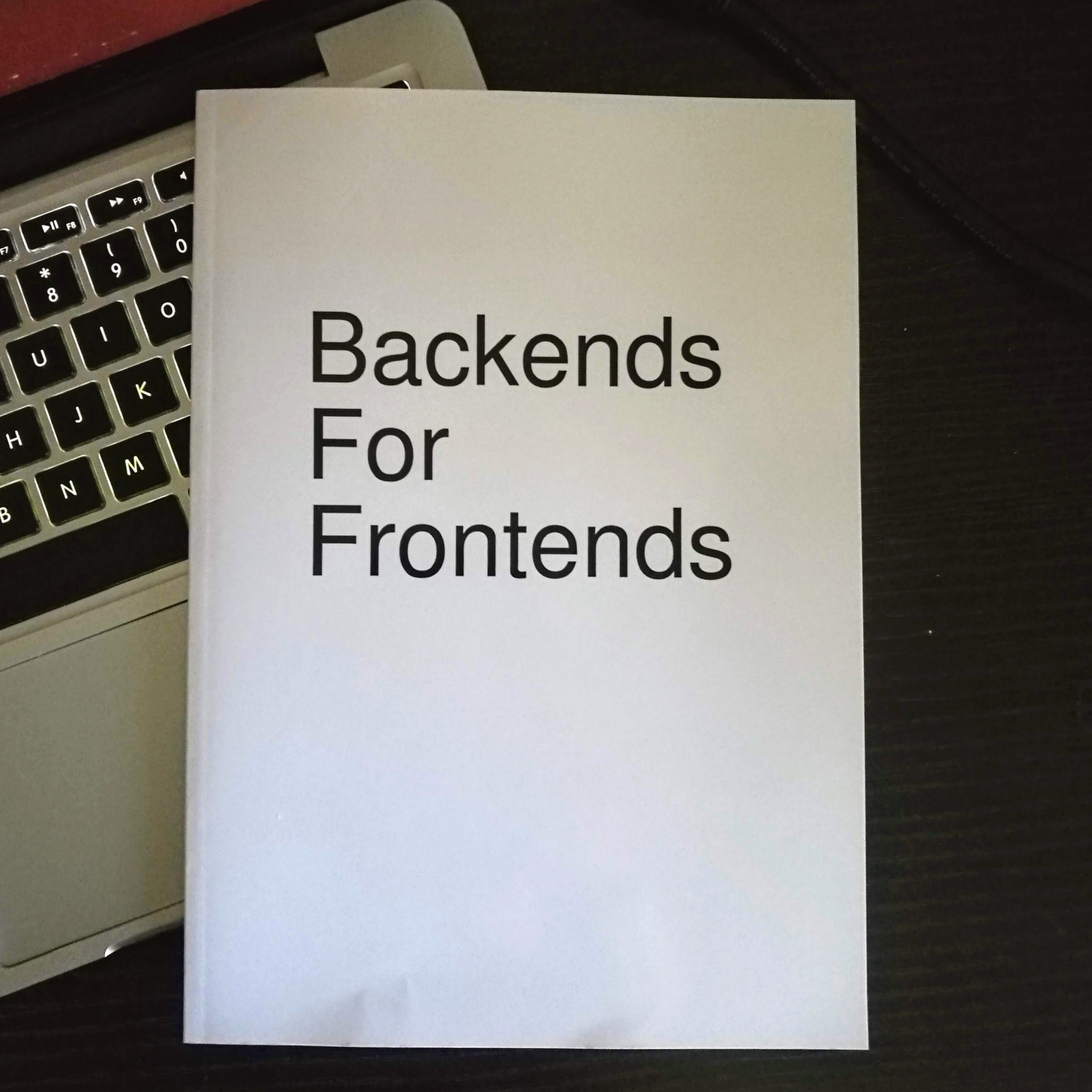 Backends For Frontends